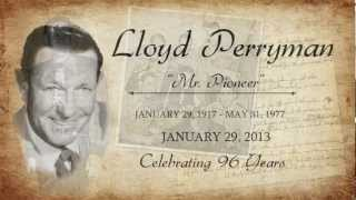The Lillies Grow High --Lloyd Perryman and the Sons of the Pioneers