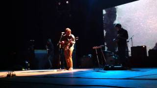 Fleet Foxes 'Sim Sala Bim' live @ the Santa Barbara Bowl (13.09.11)