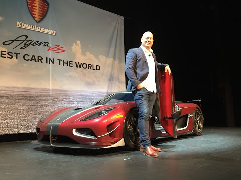 Koenigsegg Agera RS @ 2018 CIAS - Automotive Affairs