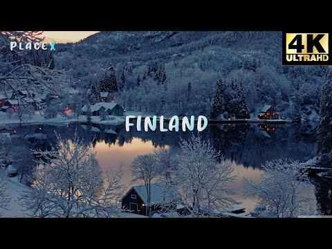 Země tisíce jezer má každý rok o 7 kilometrů čtverečních víc