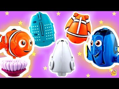 DISNEY PIXAR EGG STARS Procurando Dory e Procurando Nemo! (ファインディング・ニモ & ファインディング・ドリー エッグスターズ)