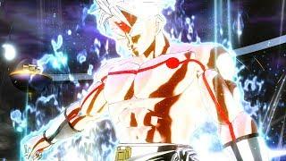 Saiyan CAC's New Omni God Form (SSG-Omni) In Dragon Ball Xenoverse 2 Mods