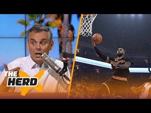Ric Bucher talks Kevin Durant's flaws, LeBron James going to LA with Lonzo Ball and more | THE HERD
