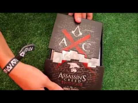 Assassin's Creed Syndicate Rooks Edition (Unboxing PL)