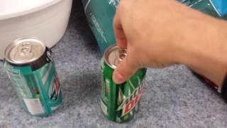 Mountain Dew Antifreeze?