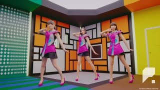 [OfficialMusicVideo]Perfume「MagicofLove」