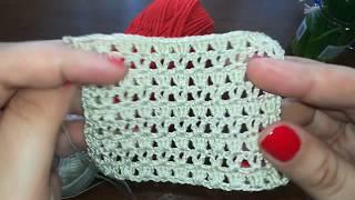 МК. Нежный узор крючком для летних маяк ,блузок .Легко и красиво
