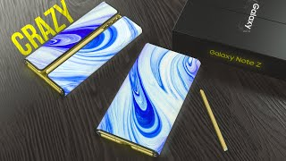Samsung Galaxy Note Z - This Looks INSANE!