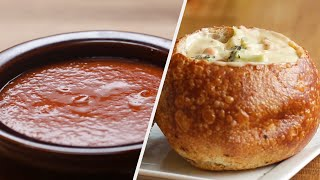 Delicious Soups For Every Mood