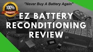 Restoring Car Batteries - How To Refurbish a Car Battery