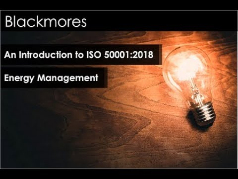 Energy Management ISO 50001 - Are you ready for ISO 50001:2018 ...
