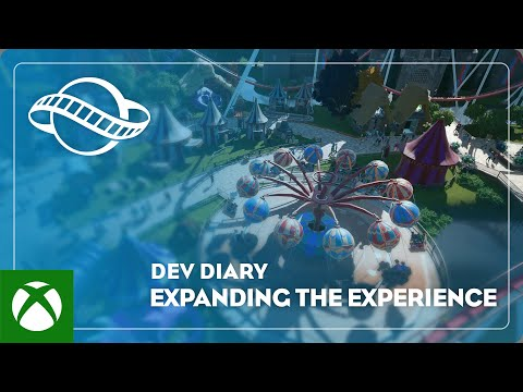 Planet Coaster: Console Edition   Dev Diary #1   Expanding the Experience