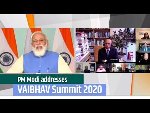 PM Modi addresses Vaishvik Bhartiya Vaigyanik (VAIBHAV) Summit 2020 | PMO