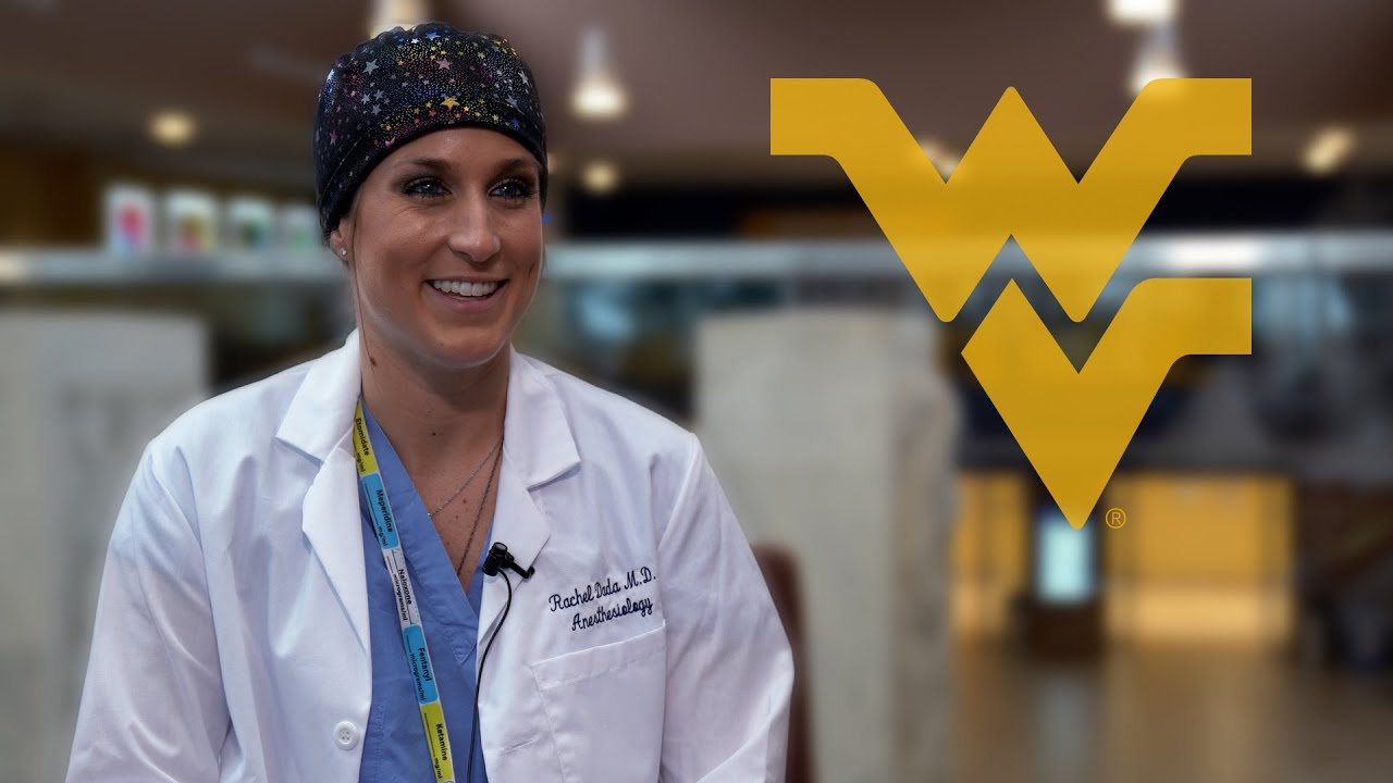 Play Anesthesiology Residency at West Virginia University