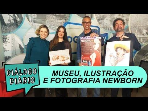 Diálogo Diário com muita arte, fotografia e os cuidados com os nossos museus!