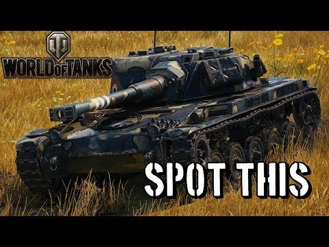 World of Tanks - Spot This