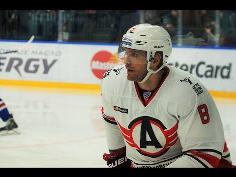 Алексей Михнов - о матче с питерским СКА