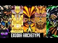 Yugioh Trivia Exodia The Forbidden One Archetype