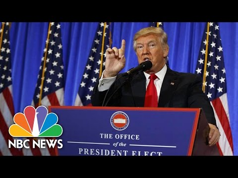 President Donald Trump Now More Negative About Russia | NBC News