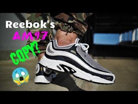 Review & On Feet: Reebok Daytona DMX / 90s running tech beast