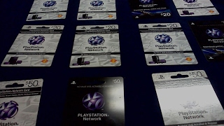 Free PSN Codes Giveaway Live! How To Get Free Playstation Plus 2017! (Free PSN)