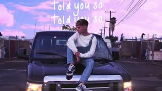HRVY   Told You So Teaser