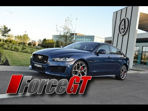 Jaguar XE S Walk Around & Interior