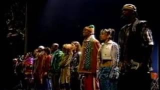 RENT: 'Seasons of Love',  'La Vie Boheme'' 1996 Tony Awards