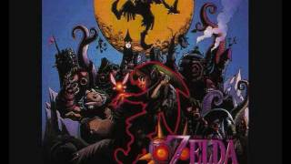 The Legend of Zelda: Majora's Mask -OST- all Tracks