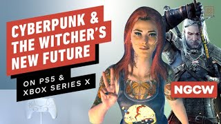 The Future of Cyberpunk 2077, The Witcher on PS5, Xbox Series X - Next Gen Console Watch by IGN