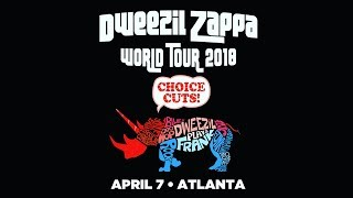 Dweezil Zappa, Variety Playhouse, Atlanta, GA. Choice Cuts! World Tour 2018