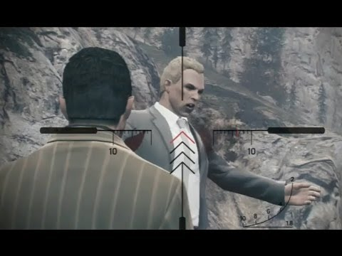 Take The Bloody Shot With Skyfall Recreated In Grand Theft Auto