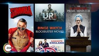 Blockbuster Movies On ZEE5 | 1st - 2nd June 2019 | Binge Watch Popular Movies This Weekend