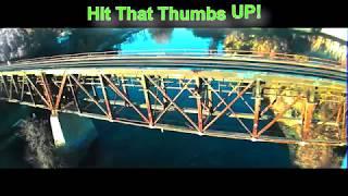 MJX Bugs 3 FPV Flying Over Bridges!