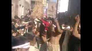 preview picture of video 'wazir ke chatha 10 mahrum ka matmy jaloos 2013'