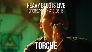 Torche: Live In Brooklyn, NY 3 26 15 (FULL SET)
