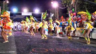 preview picture of video 'Carnaval Guadeloupe 2015 - Guimbo All Stars - Mardi gras à Basse Terre   Chorégraphie'