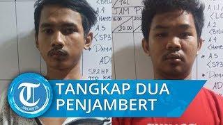 Bawa Senjata Api Mainan, 2 Penjambret Rampas Ponsel di Simpang Pekayon Bekasi