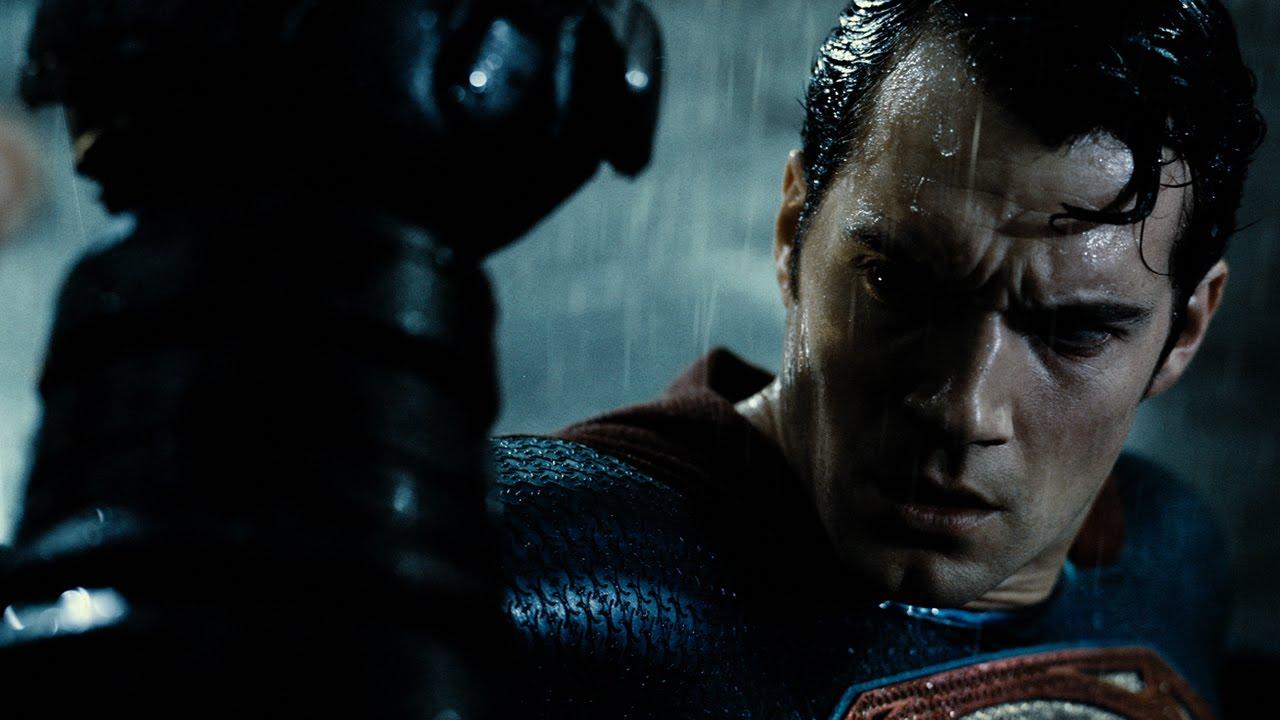 Trailer för Batman v Superman: Dawn of Justice