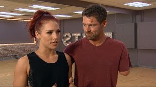 How 'Dancing With the Stars' Noah Galloway Overcomes Challenges