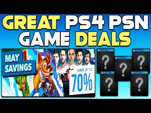 PS Store: discounts and Games for less than 20 euro and