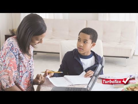 Tax Tips for Divorced Couples - TurboTax Tax Tip Video