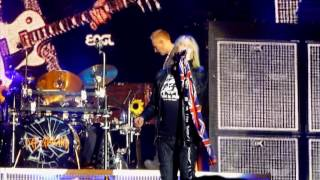 Def Leppard - Let It Go (live SRF 2015)