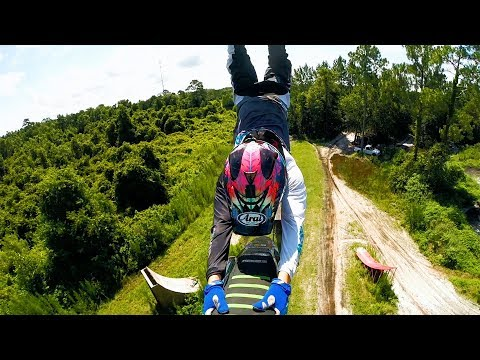 GoPro Awards: Backyard FMX