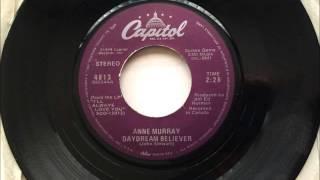 Daydream Believer , Anne Murray , 1979 Vinyl 45RPM