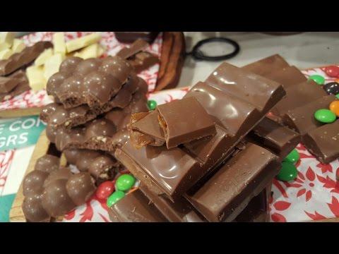 El mundo del chocolate por Diego Sívori