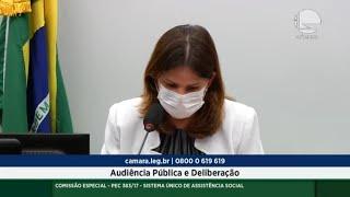 Audiência Pública e Deliberação de Requerimentos - 19/10/2021 09:30