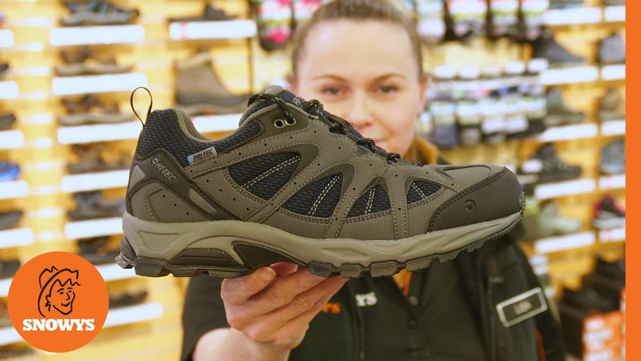 Quixhill Trail WP Men's Shoe