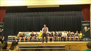 Hypnotizing America – Tim Miller – Finding time to dance at work