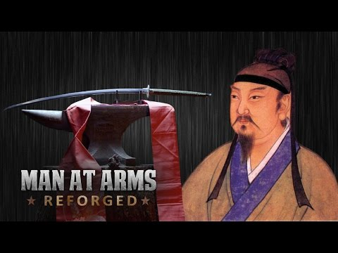 400 Year-old Dandao Sword